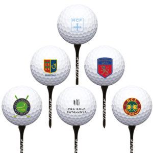 Personnalisation de balles de golf