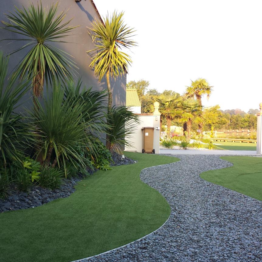 Aménagement paysager Putting Green